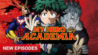 My Hero Academia: Season 4