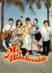 Search netflix Mr Unbelievable